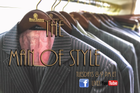 The Man of Style with Carmen Bucco